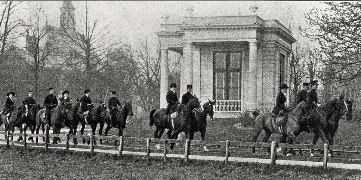 1914 Haarlemse jachtvereniging