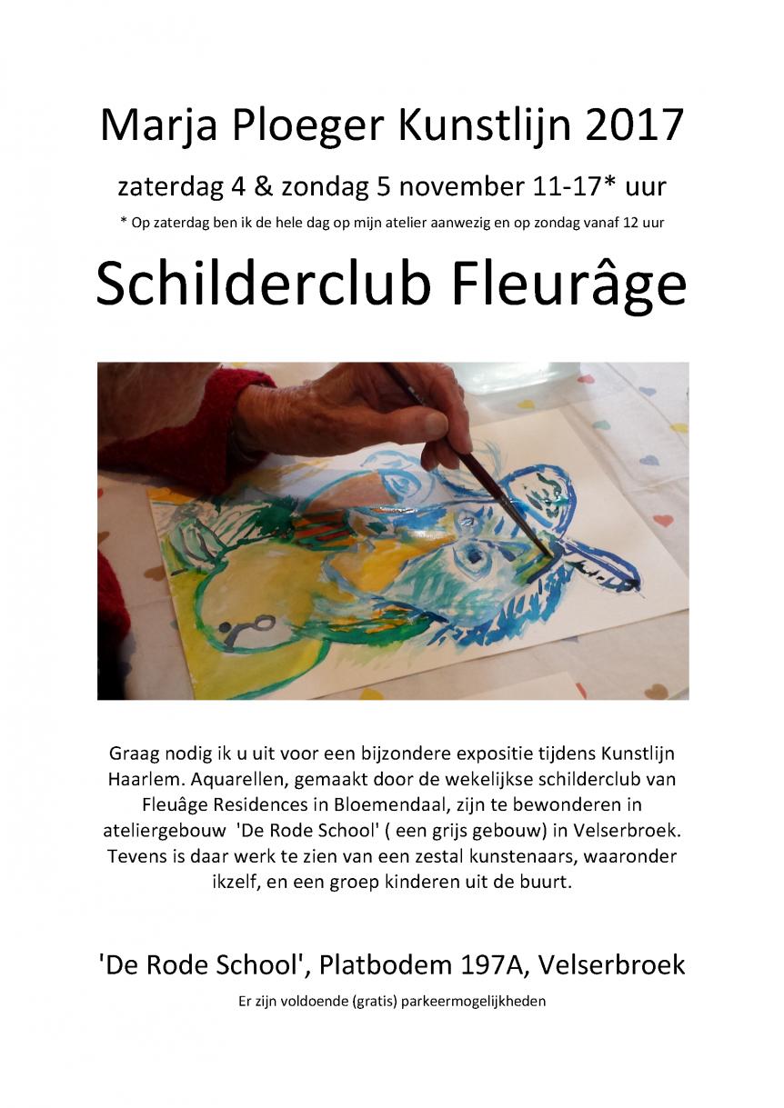 Schilderclub Fleurâge