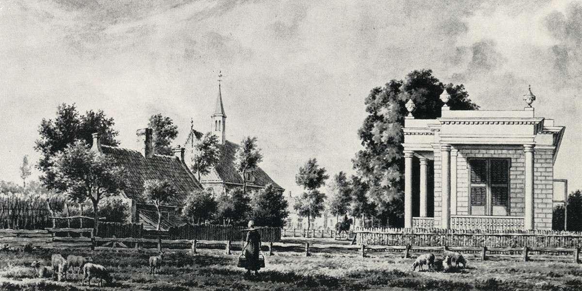 Theekoepel 1792