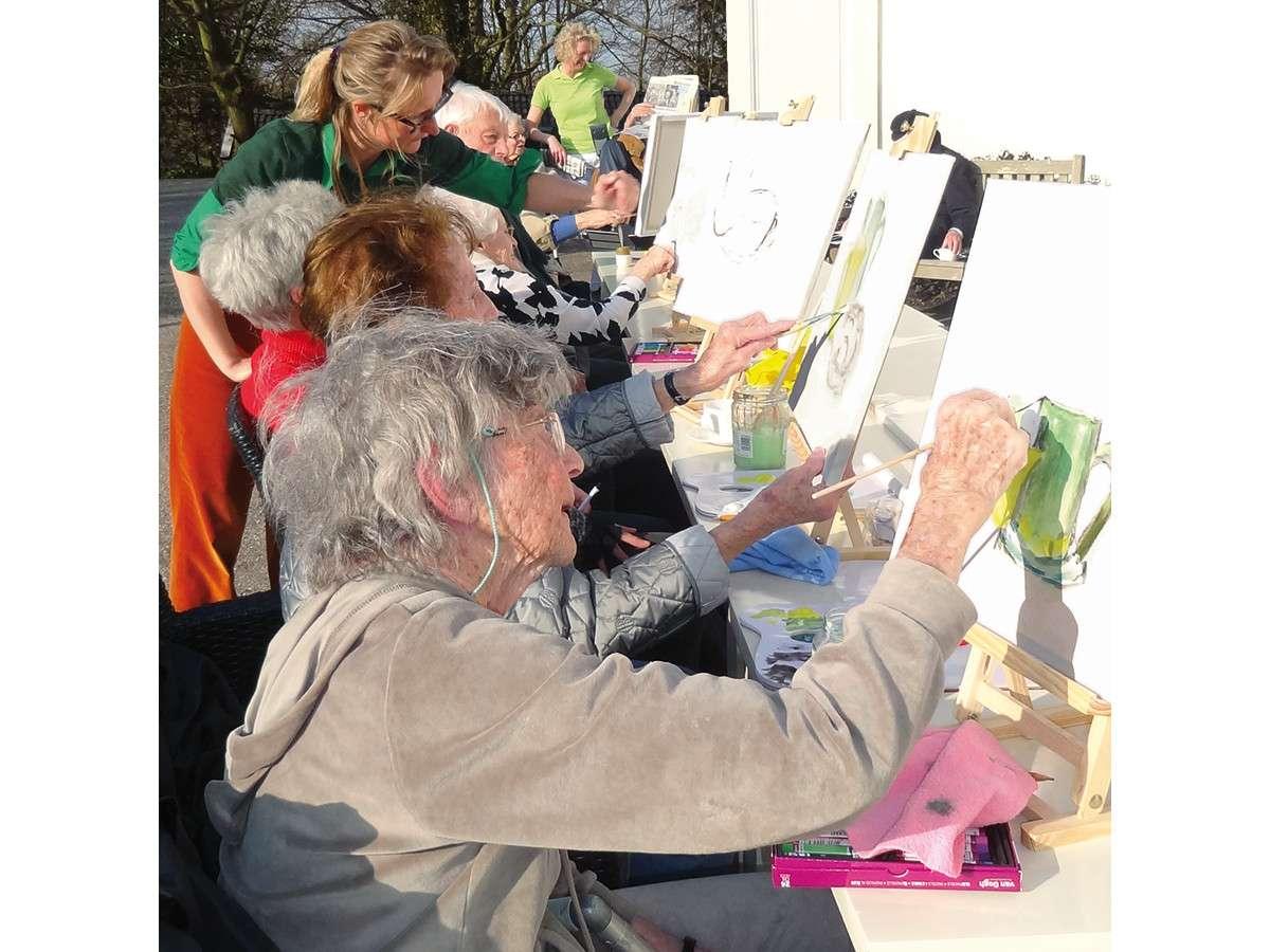 workshop acquarelschilderen